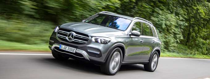 Mercedes-Benz GLE 350 de 4MATIC Plug-in-Hybrid