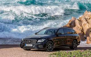 Mercedes-AMG E 43 4MATIC T-Modell.