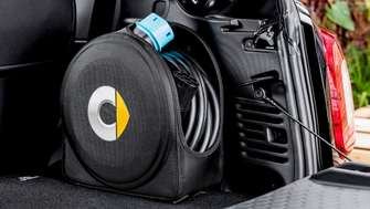 smart EQ forfour Ladekabel