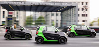 smart electric drive Leasing