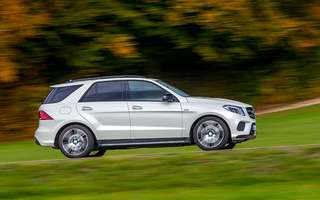 Mercedes-AMG GLE 63 4MATIC.